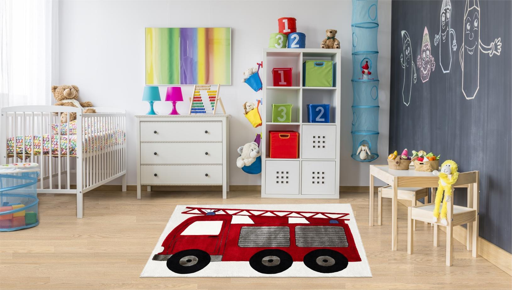 Teppich4Kids - Grosses Kinderzimmer