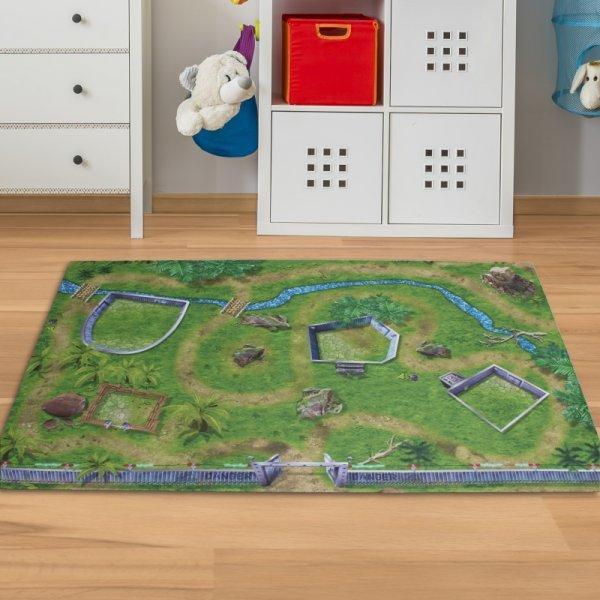Dino Spielmatte 150 x 100 cm