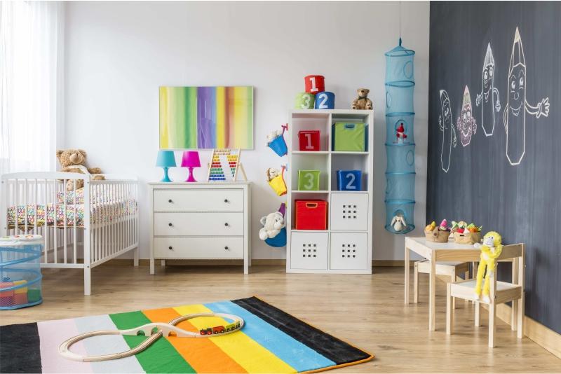 Kinderzimmer einrichten: Ideen für Mädchen & Junge | Teppich4Kids